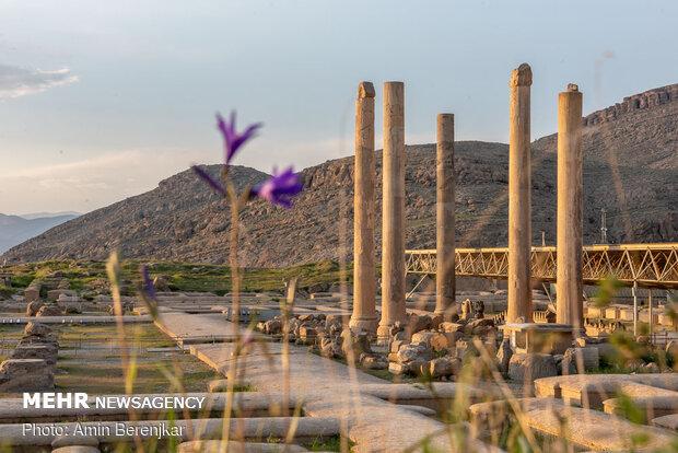 Persepolis, a world heritage site