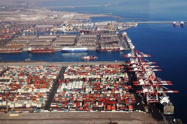 رشد ۱۵۰ درصدی صادرات محصولات  یخچالی از بنادر شرق هرمزگان