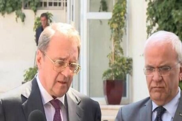 رایزنی مسئولان فلسطینی و روسی درباره تحولات فلسطین و ویروس کرونا