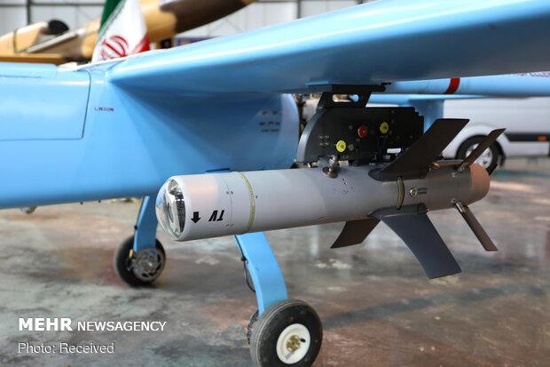 تحویل هواپیماهای بدون سرنشین رزمی به Delivery of new UAVs to Iranian Army