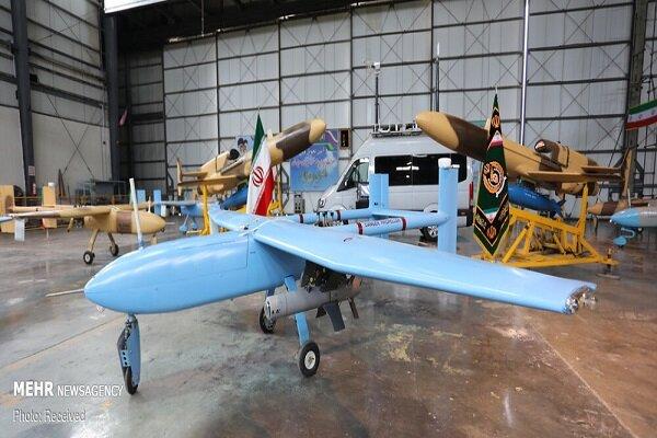 İran yapımı uzak mesafe uçabilen İHA yakında tanıtılacak
