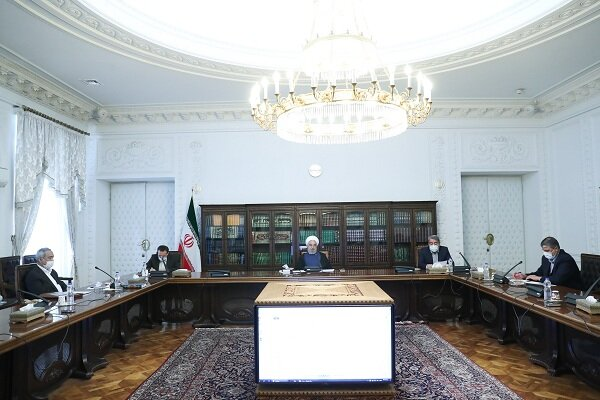 People's coop. behind reduced COVID-19 spread in provinces: Rouhani