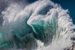 هشدار هواشناسی نسبت به افزایش طول امواج دریای خزر