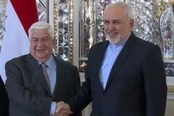 «ظریف» فردا در دمشق با «ولید المعلم» دیدار میکند