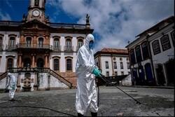 وفاة أكثر من 154188 وإصابة مليونين و250 ألفاً بفيروس كورونا في العالم