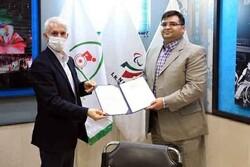 حسین رضازاده در فدراسیون جانبازان و معلولین پست گرفت