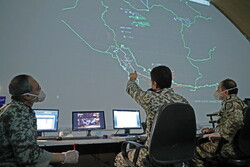 خلیج فارس راڈار کی نقاب کشائی کی تقریب منعقد