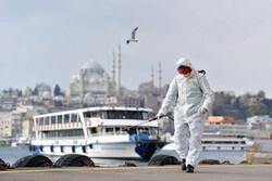 Türkiye'de son 24 saatte 1429 kişiye Kovid-19 tanısı konuldu