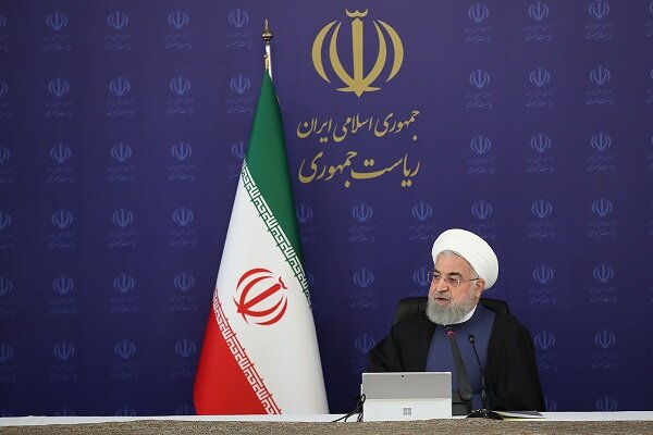 Rouhani thanks people, businesses for help in fighting coronavirus