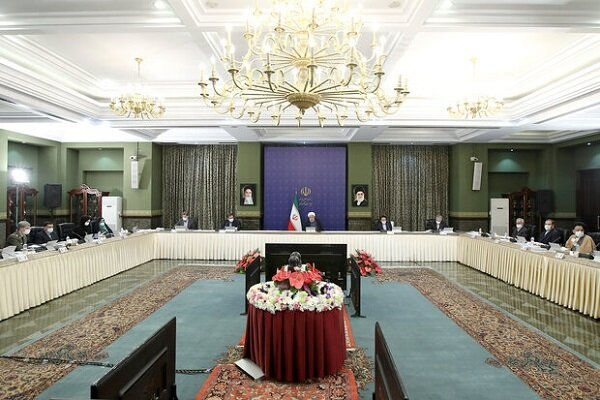 Pres. Rouhani urges economy min. to provide employment plan, compatible with corona