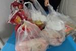۸۰۰ بسته حمایتی هلال احمر یزد در مناطق محروم نهبندان توزیع شد