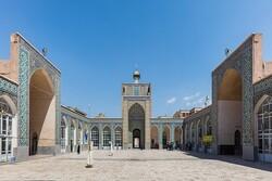 مرمت تزئینات ایوان شرقی مسجد ملک کرمان آغاز میشود