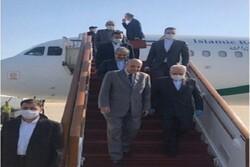 FM Zarif arrives in Damascus