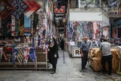 Tehran Grand Bazaar opened