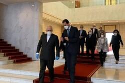 كيف ينظر الاعلام العربي الى زيارة ظريف لدمشق؟