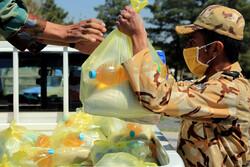 ایرانی فوج کی عوام کے ساتھ ہمدلی اور تعاون