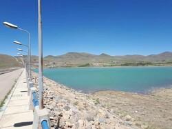 حجم آب سد «باغکل» خوانسار به ۳.۳ میلیون مترمکعب رسید