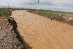 هواشناسی نسبت به بارش تگرگ و وقوع سیل در خراسان شمالی هشدار داد