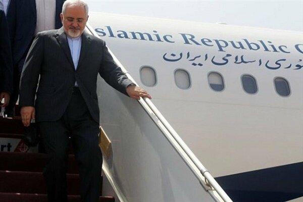 وزير الخارجية الايراني يصل دمشق