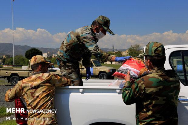 قرار همدلی ارتش با مردم
