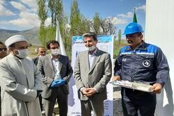 آب شرب سالم بیش از ۵۰۰۰ نفر در روستای قولنجی ارومیه تامین شد