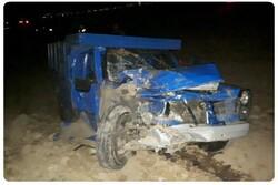 حادثه رانندگی در کرمانشاه ۴ کشته و زخمی بر جا گذاشت