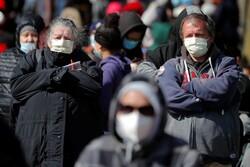 قربانیان کرونا در آمریکا از ۵۵ هزار نفر بیشتر شدند