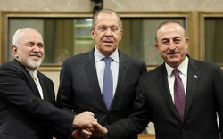 Iran, Russia, Turkey to discuss Syria situation on April 22