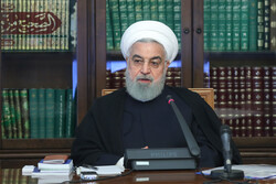 Iran focusing on economic growth despite US' 'economic terrorism': Rouhani