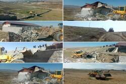 ساختوسازهای غیرقانونی در بوئینمیاندشت مشکلساز شده است