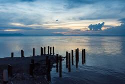 Son yağışlar Urmiye Gölü'ne hayat verdi