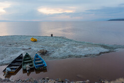 Lake Urmia revived by mother nature