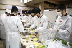 نیازمندوں کے لئے 313 مہدوی آشپز خانے غذا پکانے کے لئے آمادہ