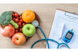 کاهش ۲۵ درصدی ابتلا به دیابت با مصرف میوه و سبزیجات