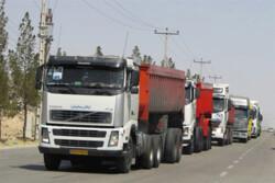 ۹ میلیون و ۶۳۱ هزار تن کالا از استان قزوین حمل و جابجا شد