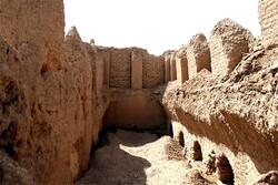 کشف یک محوطه تاریخی پس از بارندگیهای اخیر در تربت حیدریه