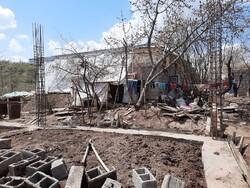 هزة ارضية تضرب محافظة اذربيجان الغربية شمال غرب ايران