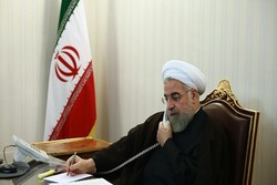 Ensuring security in region only possible through cooperation, friendship: Rouhani