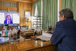 Tehran' Mayor confer on battling coronavirus with counterparts in Istanbul, Muscat