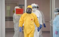 کورونا وائرس کی وجہ سے چینی ڈاکٹروں کی جلد کالی ہوگئی