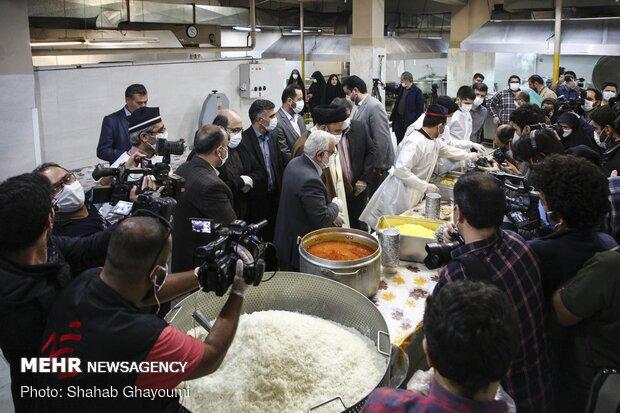 راه اندازی ۳۱۳ آشپزخانه مهدوی ویژه نیازمندان