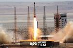 پرتاب موفق اولین ماهواره نظامی ایران