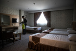 ورود نهادها برای در اختیار قراردادن هتلها به طرح جداسازی بیماران کرونایی