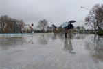 بارش باران در بیشتر نقاط کشور/ آسمان پایتخت نیمه ابری است