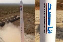 IRGC puts Iran's first military satellite into orbit