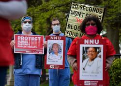 Dünya genelinde 7 binin üzerinde sağlık çalışanı Kovid-19 nedeniyle öldü