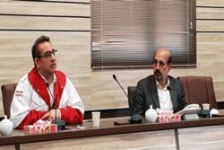 فاز دوم مرکز عملیات پشتیبانی هلال احمر قزوین امسال تکمیل می شود