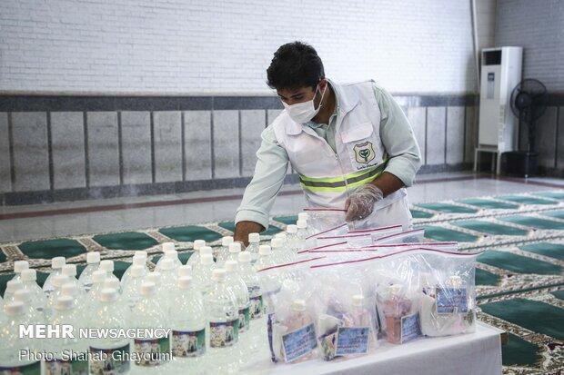 افتتاح پروژههای جهادی یگان ویژه ناجا