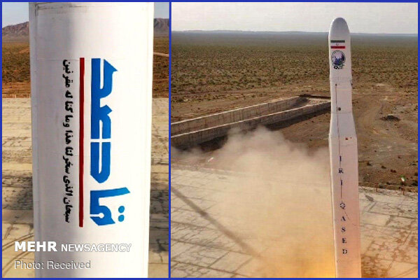 VIDEO: Moment of launching Noor-1 satellite by IRGC