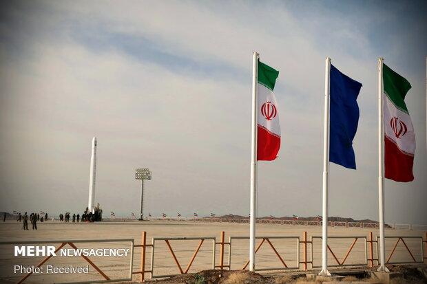 Iran's 1st domestically-grown military satellite put into orbit